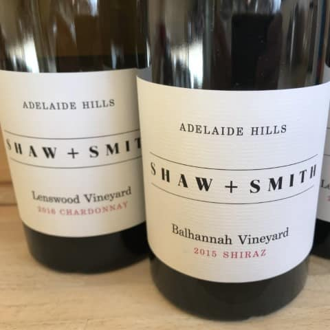 Shaw + Smith Winery